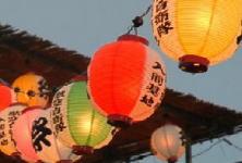 入間基地納涼祭「盆踊りと花火の夕べ