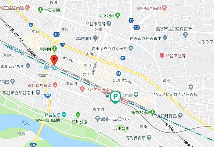 熊谷花火大会 予約のできる駐車場